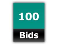 under 100 bid pac